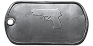 P226 dogtag