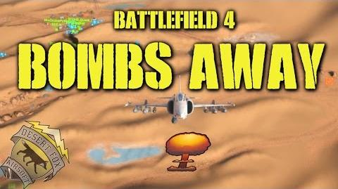 BattleField 4 Bombs Away (Attack Jet JDAM Montage)