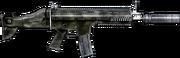 BFBC2 SCAR-L ICON