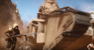 BF1 Mark IV Tank