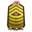 Rank 43