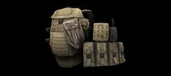 Khaki Combat Pack