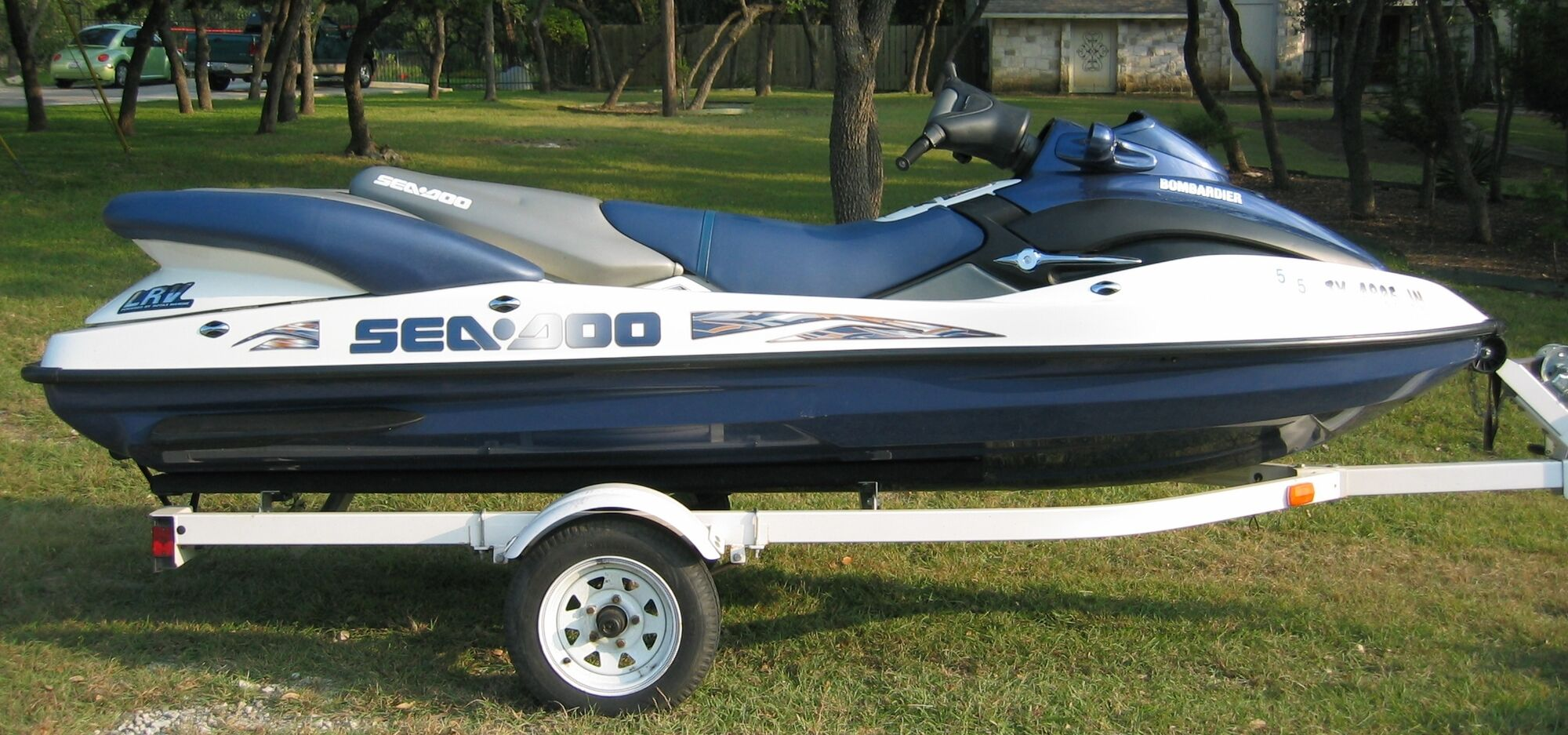 2000 seadoo gtx millenium edition owners manual