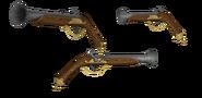 British Pirate Pistol