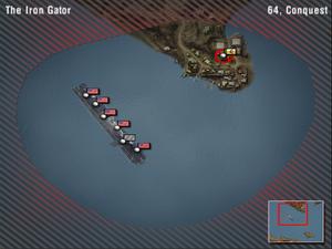 BF2SF Iron Gator