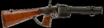Federal M201-Z Riot Gun