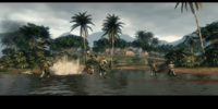 Battlefield: Bad Company 2: Vietnam Phu Bai Valley Action Trailer