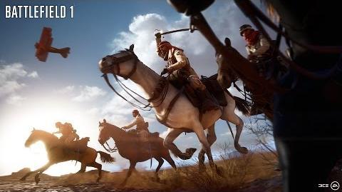 Battlefield 1 Official Gamescom Gameplay Trailer