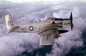 A-1H VA-152 USS Oriskany