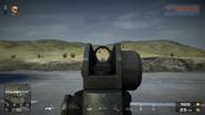 M16a2 aim