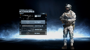 M16A3 Tactical Light 3P