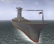 BF1942 YAMATO-CLASS BATTLESHIP1
