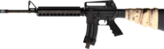 M16 Side Render BF3
