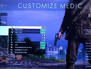 Medic Pistols