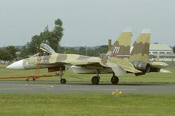 Sukhoi Su-37