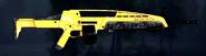 BFBC XM8 LMG Weapon