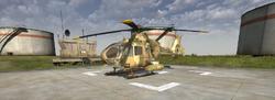 BF2 Eurocopter EC635