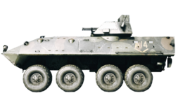 LAV-AD Battlelog Icon