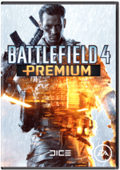 Battlefield 4 Premium Cover