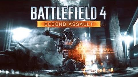 Battlefield 4 - Second Assault DLC Trailer
