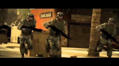 Battlefield Play4Free - Teaser Trailer 1 (ESRB)