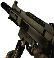 BFBC2 UMP-45 Reload