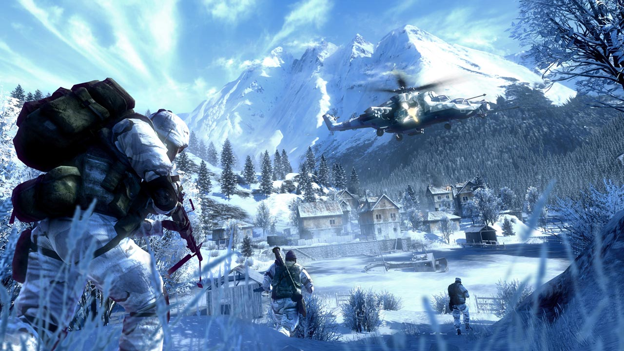 Battlefield: Bad Company 2 | Battlefield Wiki | Fandom powered by Wikia