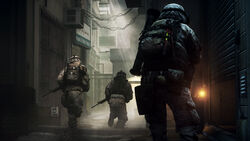 BF3 Alley