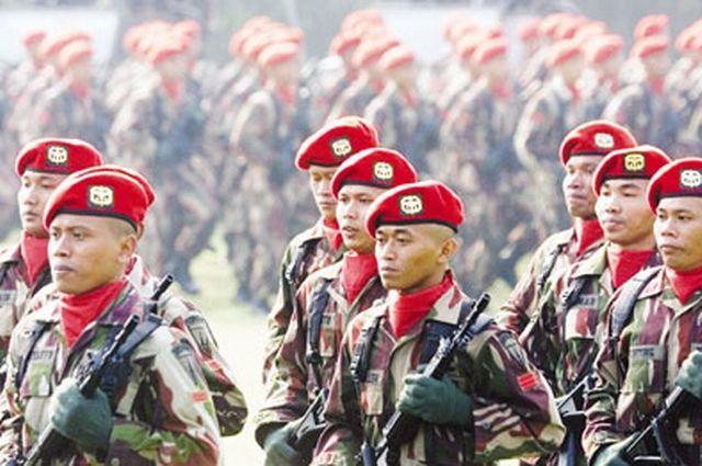 HUT ke-63, Kopassus Undang Tokoh-tokoh Daerah Operasi Militer