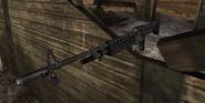 BFV EMPLACED M60