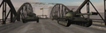 BFV RECLAIMING HUE SOUTH BRIDGE ARVN CONTROL