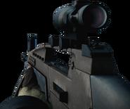 XM8 LMG 4X Rifle Scope