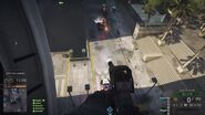 Battlefield Hardline MG36 Reload