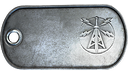 M-COM Attacker Dog Tag