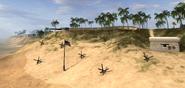 BF1942 WAKE ISLANDNG BEACH AMERICAN CONTROL