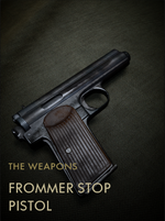 Frommer Stop Pistol Codex Entry