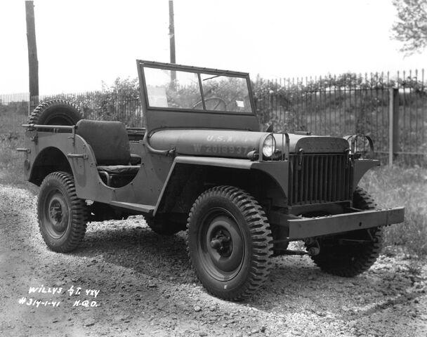 File:Willys MB Light Truck.jpg