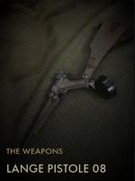 Lange Pistol 08 Codex Entry