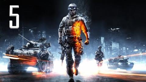 Battlefield 3 Walkthrough - Comrades (Part 6)