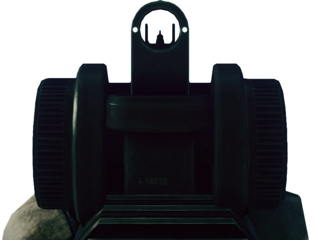 File:BF3 MK11 Iron Sight Custom Render.png