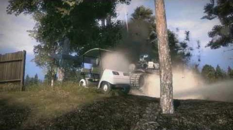 """Battlefield Bad Company - """"Par for the Course"""" (Game Trailer)"""