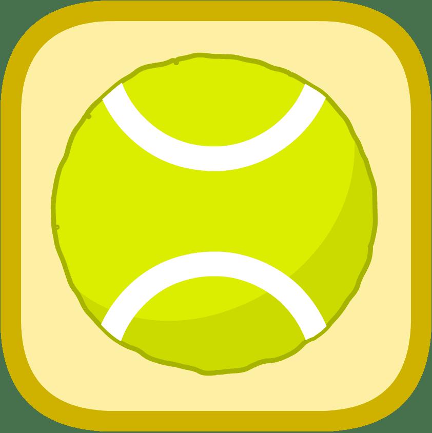 Tennis Ball Cube