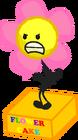 Pin's Flower Cake