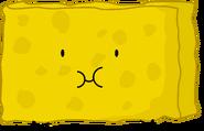 Spongy..