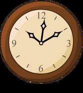 Clock idle