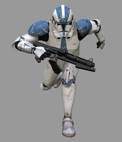 Star Wars Clone Wars 501st Legion 501st Legion Clone Trooper