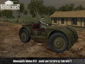 Minneapolis-Moline NTX 1