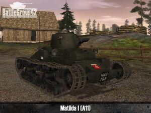 Matilda I 1