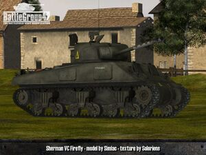 Sherman Firefly 1