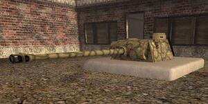 Panther turret